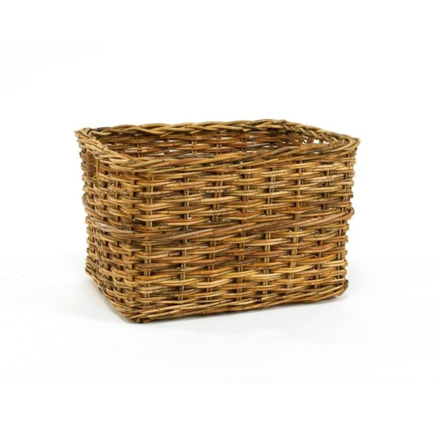 Cottage Quilt Basket