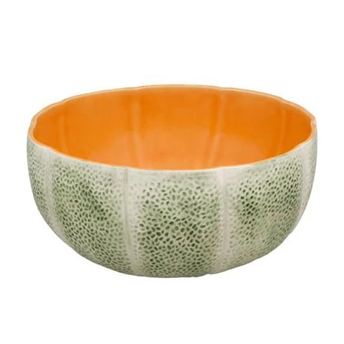Bordallo Pinheiro Melon Serving Bowl