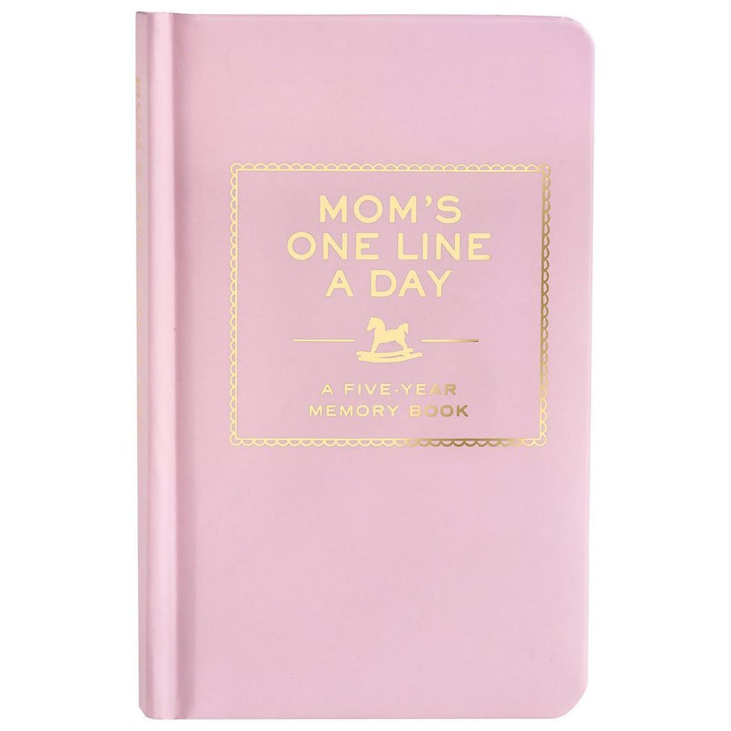 Mom's One Line A Day Memory Journal