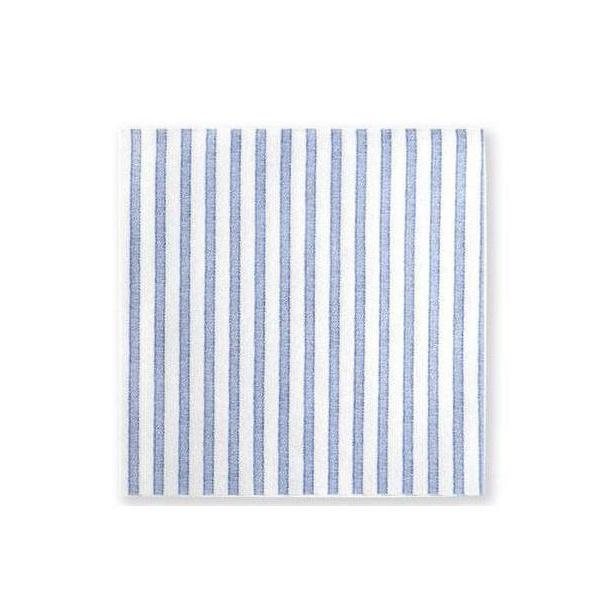VIETRI Papersoft Cocktail Napkin, Capri Blue