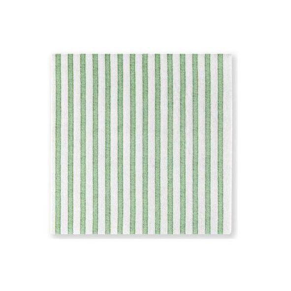 Paper-soft Cocktail Napkin, Capri Green