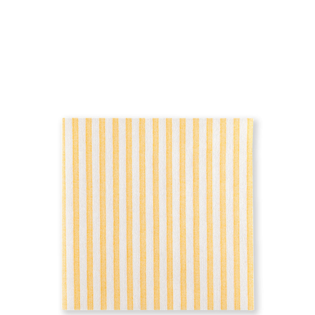 VIETRI Papersoft Cocktail Napkin, Capri Yellow