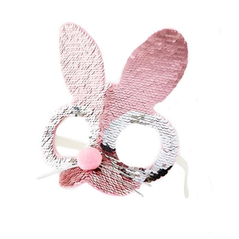 Sequin Bunny Glasses