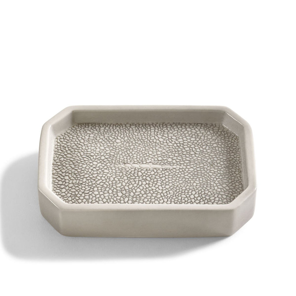 Shagreen Soap Dish