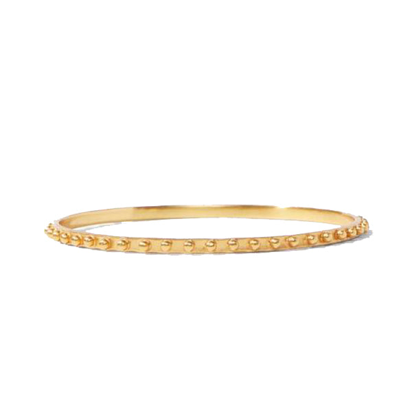 Julie Vos SoHo Gold Bangle