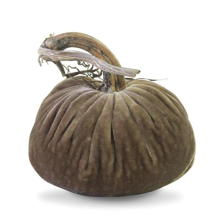 Stone Plush Pumpkin