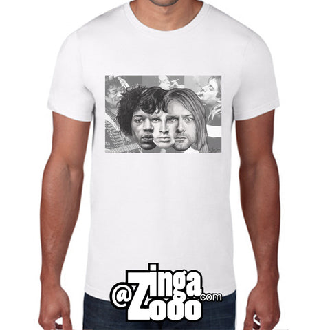 27 Club: Forever 27 Tee by ZingaZooo