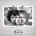 27 Club: Forever 27 - Poster