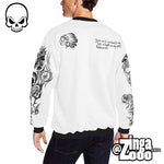 Justin Bieber Tattoo Crew Neck Women