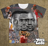 NBA Living Legends Tee (Full Front Print)