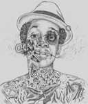 Tatted Zombie