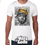 Big n' Pac Tee by ZingaZooo