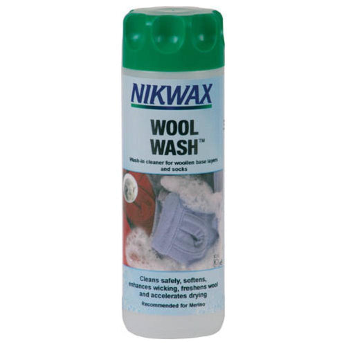 Vask til uld - Nikwax - Lion Feet - Clean & Protect