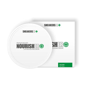 Nourisher - Leather Reviving Cream - SNEAKERS ER - Lion Feet - Clean & Protect