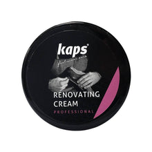 Indlæs billede til gallerivisning Renovating Leather Cream - Kaps - Lion Feet - Clean & Protect
