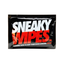 Indlæs billede til gallerivisning Single Cleaning Wipes - Sneaky - Lion Feet - Clean & Protect