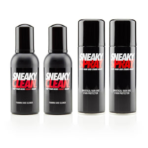 Sneaky Care Refill - Sneaky - Lion Feet - Clean & Protect