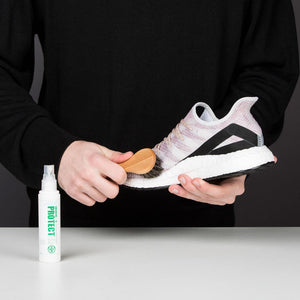 Superhydrophobic Protector & Brush Kit - SNEAKERS ER - Lion Feet - Clean & Protect