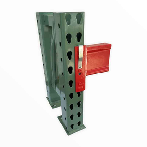 Speedrack Teardrop Pallet Racking