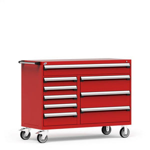 Rousseau Heavy Duty Mobile Cabinets with Drawers