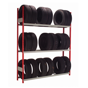 Rousseau Metal Tire Racks