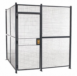 WireCrafters 3 Sided Cages