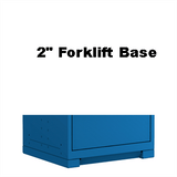Forlklift Base For Heavy Duty Toolbox