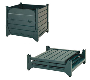 Steel King corrugated container