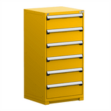 Rousseau Metal Heavy Duty Stationary Drawer Cabinet