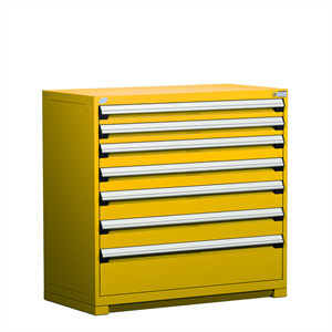 Rousseau Metal Heavy Duty Modular Toolbox