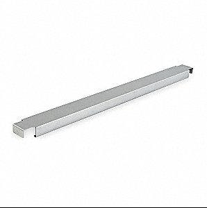 "Ridg-U-Rak Flanged Crossbar 48"" deep"