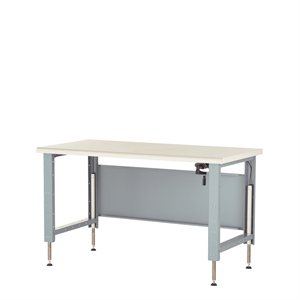 Rousseau Metal Adjustable Height Workbench