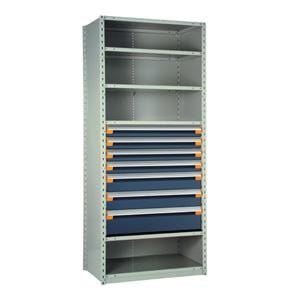 Rousseau Shelving and Drawers R5See-873603