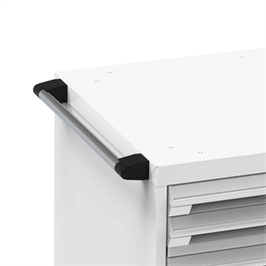 Side Handle for Mobile Drawer Cabinet