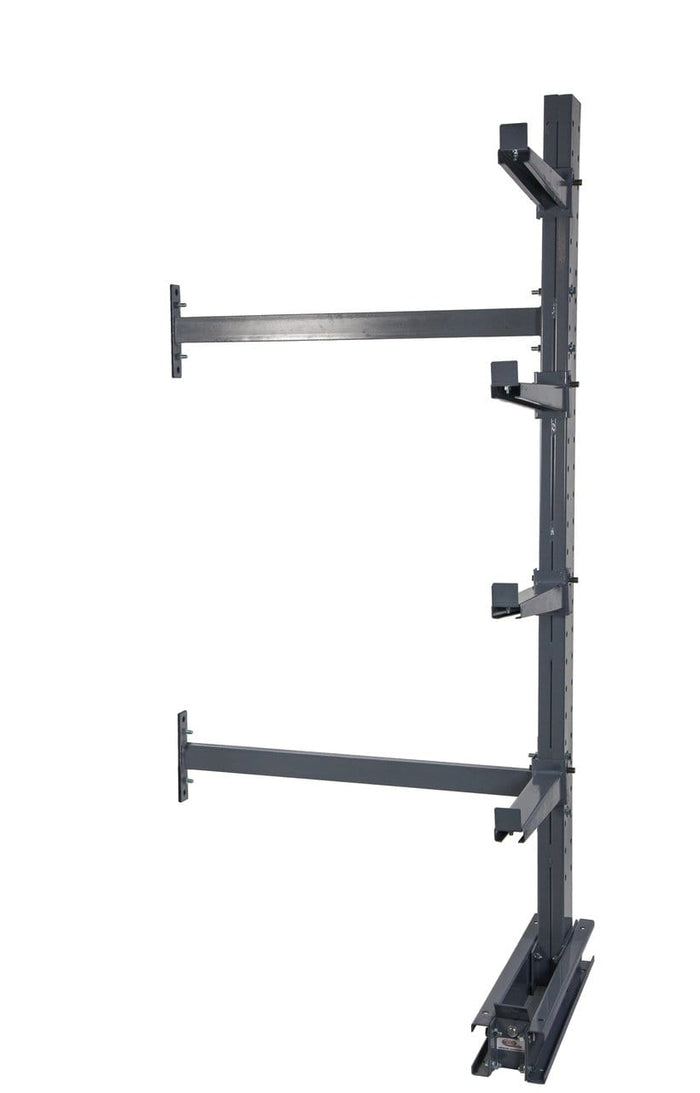 Meco Cantilever Rack Single Sided Adder Unit 8' High