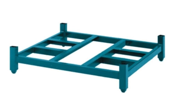 stacking rack green
