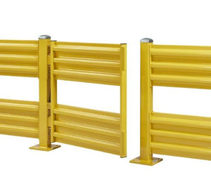 Steel King Guardrail Swinging Gate