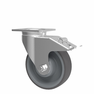 Swivel Caster for Rousseau Toolbox