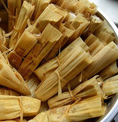 Chicken Tamales - 3 pack
