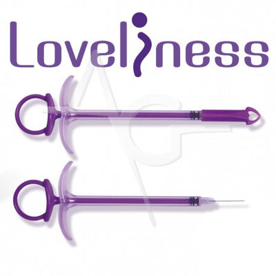 Inex Loveliness Syringe and Needle (Box of 50)