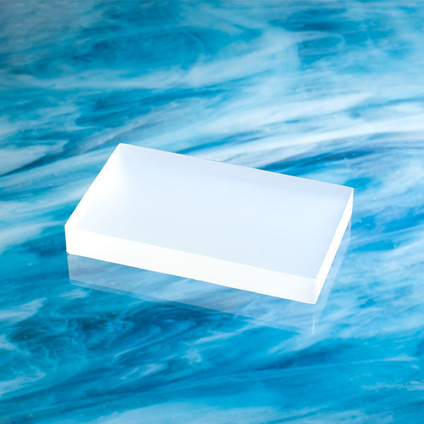 Implantech Clear Rectangular Carving Block