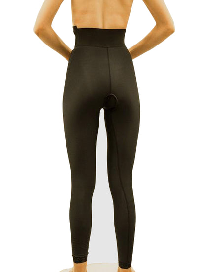 This Stage 1 girdle made with side zipper AND padded hook & eye closures allows this garment to be more easily applied immediately after your liposuction procedure | Precise Medical