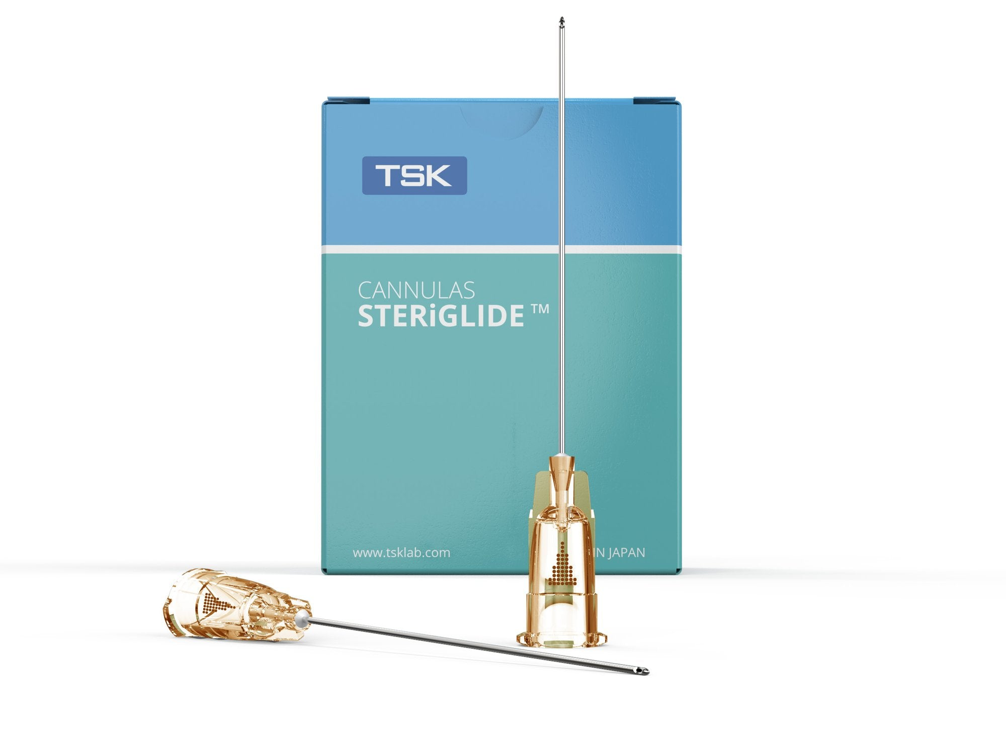 TSK STERiGLIDE™ Premium Aesthetic Dermal Filling Cannulas - Box of 20