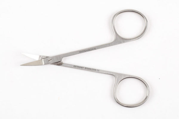 The Converse Scissors by Marina Medical are used for rhinoplasty procedures and available with a regular or supercut blade | Precise Medical Supplies