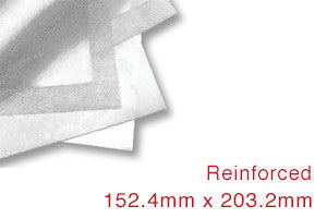 Bentec Reinforced Silicone Sheeting - 152.4mm x 203.2mm