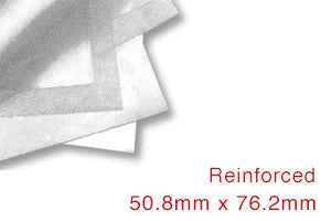 Bentec Reinforced Silicone Sheeting - 50.8mm x 76.2mm