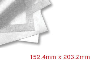 Bentec Silicone Sheeting - 152.4mm x 203.2mm
