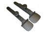Oculo-Plastik Lid Clamps - Laser Safe - David Baker