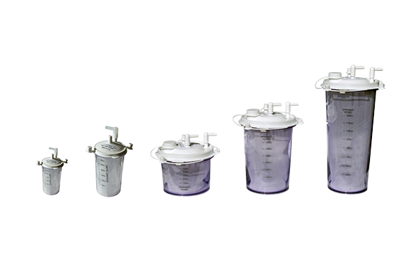 3TT Filtron Fat Collection Canister Various Sizes