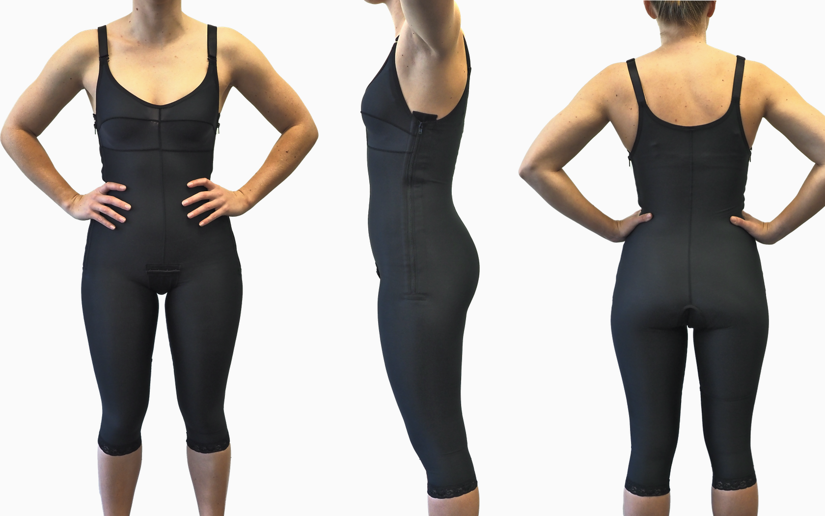 Full Body Compression Garment - Below Knee